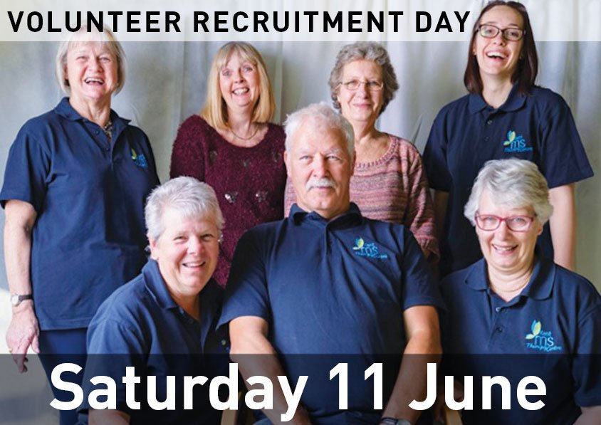 KMSTC are recruiting for volunteers