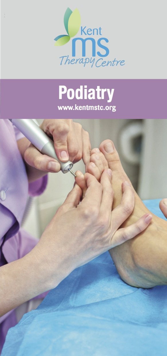 Podiatry at KMSTC