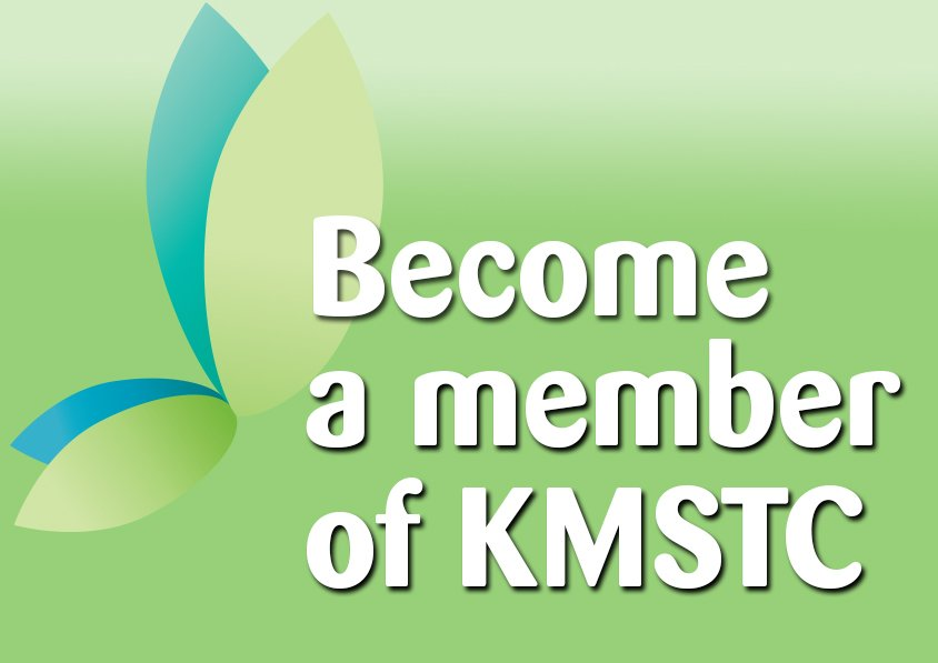 Become a member of KMSTC