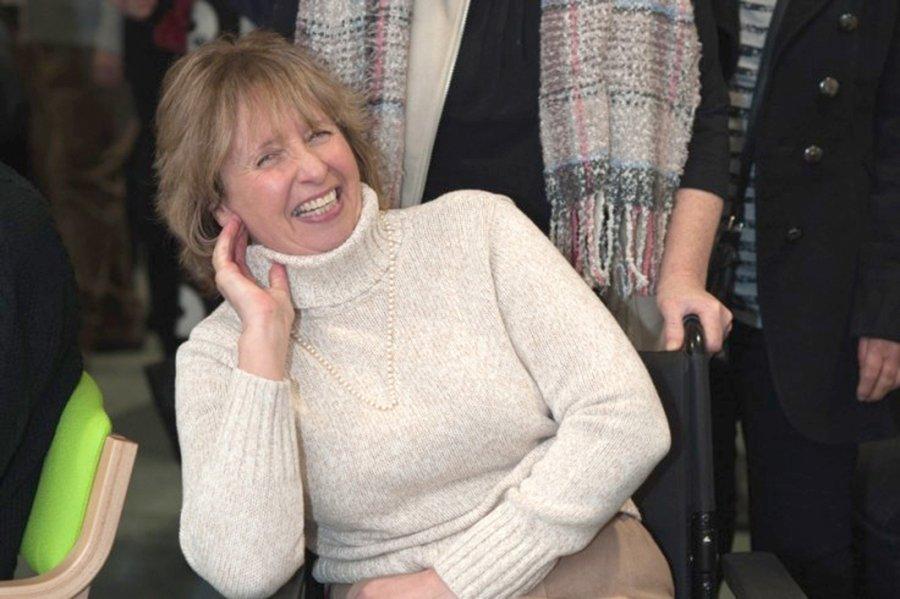 Gilly Stowe KMSTC Member