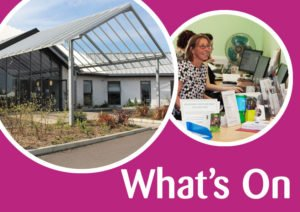 What's on at the Kent Multiple Sclerosis Therapy Centre