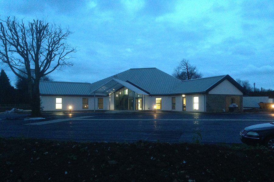 Kent MS Therapy Centre premises