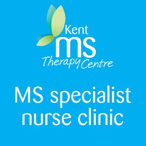 Kent MS centre specialist nurse clinic