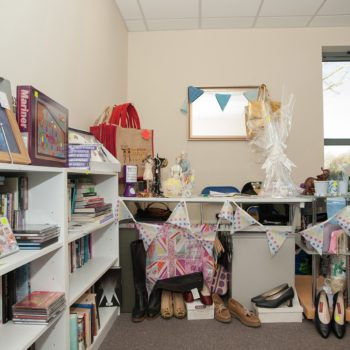 KMSTC charity shop