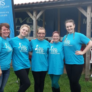 Skydivers for Kent MS Therapy Centre
