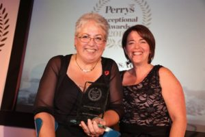 Perrys Exceptional Award Winners