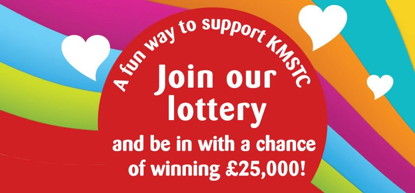 KMSTC lottery win up to £25,000