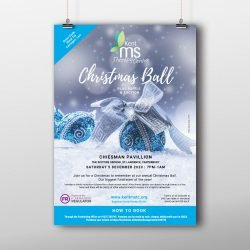 kentmstc christmas ball fundraiser 2020