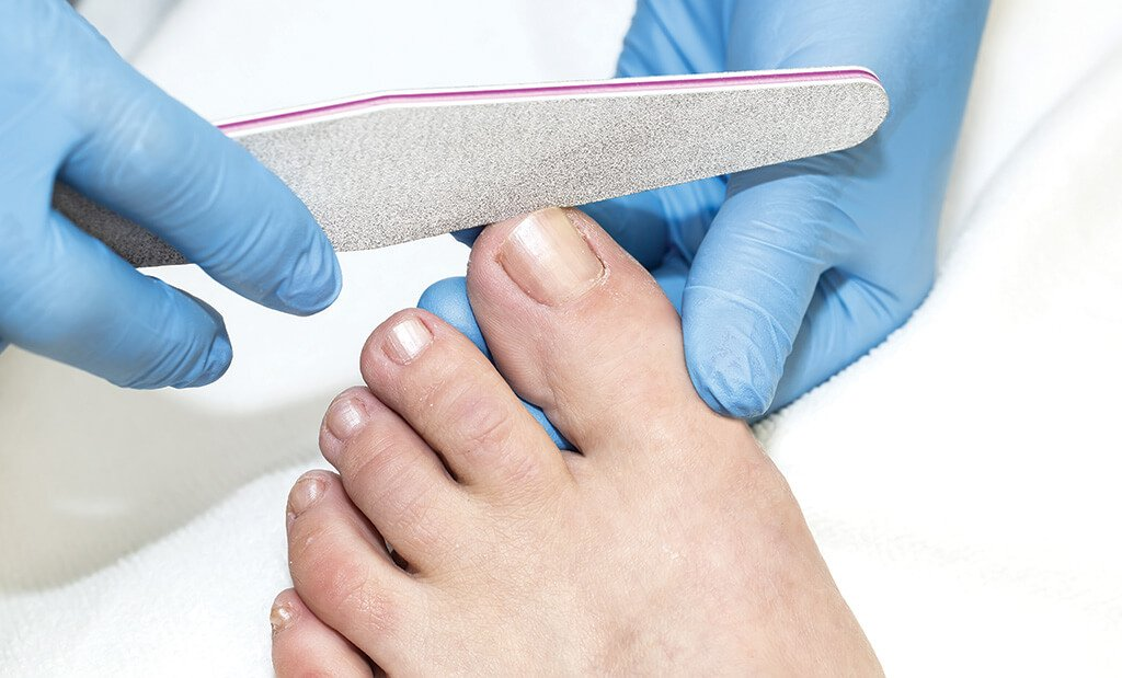 podiatry for MS
